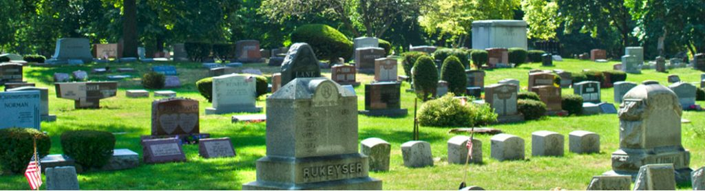 Jewish Cemetery in Milwaukee